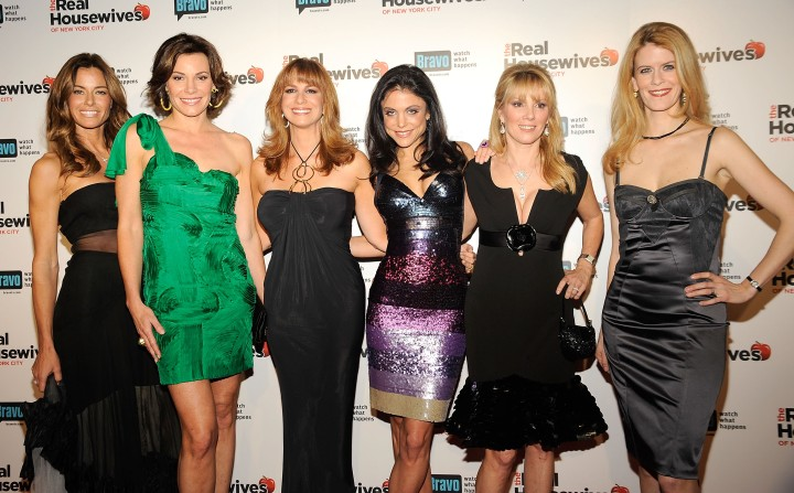 """The Real Housewives Of New York City"" Season 2 Premiere Party"
