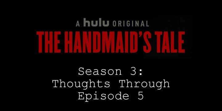 The Handmaid's Tale: Season3?